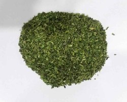 Normal Green Dehydrated Spinach Flakes., Plastic Bag or Polythene, Packaging Size: 10 Kg