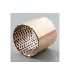 Bronze With Graphite Solid-Lubricating Bearing