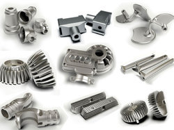 Aluminum Gravity Die Casting Parts