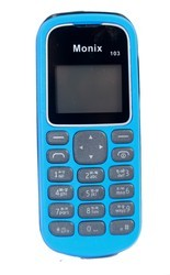 All Cheapest Feature Phone - Monix 103