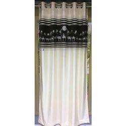 Bedroom Printed Curtain