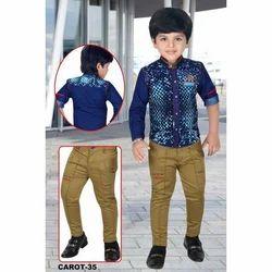 Kids Casual Wear Boys At Rs 545 Set Ladkon Ke Kapde ब यज