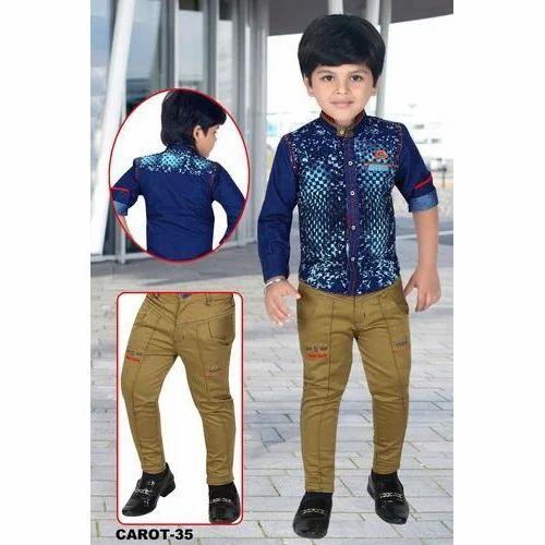 35c3d858b Kids Wear( Boys) at Rs 695 /set   Boys Clothes   ID: 15903268188