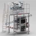 Vertex 550 Sugar Packaging Machine