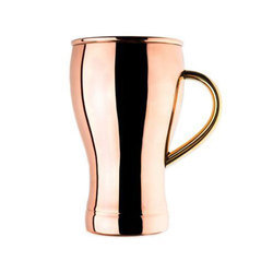 Copper Pint Glass Tumbler