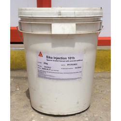 Sika Injection 101h Pu Grout