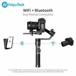 FeiyuTech AK2000 DSLR Camera Stabilizer Handheld Gimbal with Focus Ring for Sony Canon 5D Panasonic