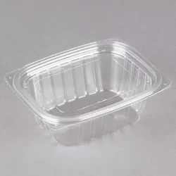 Transparent Food Container