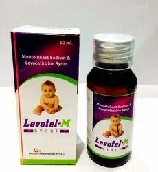 Levocetirizine 5 mg Montelukast 10 mg