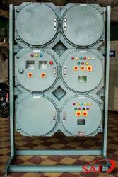 Flameproof VFD Panel