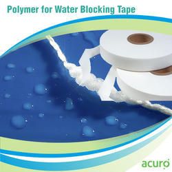 Waterlock 50t: Polymer for Blocking Tape, Packaging Type: Polymer