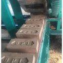 Automatic Rotary Green Logo Clay Brick Making Machine