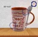 Printed Classic Ceramic Mug