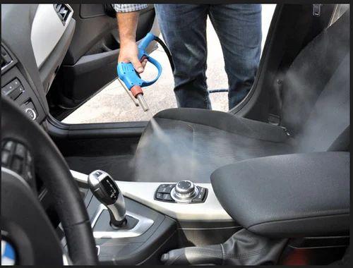 Car Interior Steam Clean Services
