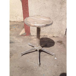 Round Stainless Steel Stool