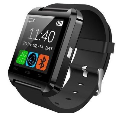 d15140676 Galaxy J2 Dual Sim E Compatible U8 Black Smart Watch at Rs 699 ...
