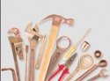 Pahwa Copper Titanium Non Sparking Tools - Made In India