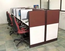WoodWorth Wooden OFFICE WORKSTATION, Size: 1200 X 600 X 750
