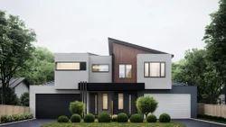 Residential Exterior Designing In Vadodara