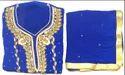 Ladies Handwork Blue Suit 18