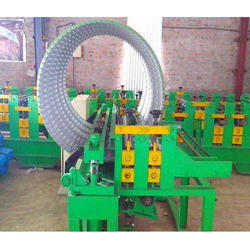 Roofing Sheet Automatic Crimping Machine
