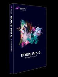 Edius Pro 9 Video Editing Software