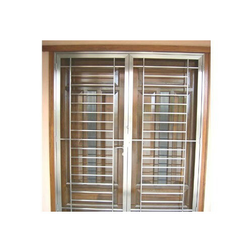 ss window grills in india