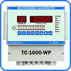 Weatherproof Multichannel Gas Monitor-16
