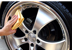 Alloy Wheel Restoration Repair