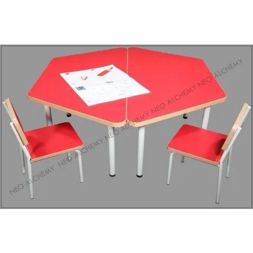 Surprising Kindergarten Desk And Chair Inzonedesignstudio Interior Chair Design Inzonedesignstudiocom