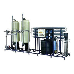 SS Powder Coating Industrial RO Water Plant, Reverse Osmosis Unit