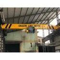 10 Ton Single Girder EOT Crane
