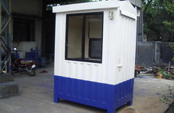MS Toll Booths Security Cabin