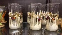 6 WATER GLASS SET, For Home