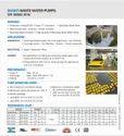 SVX Series Sewage Pump