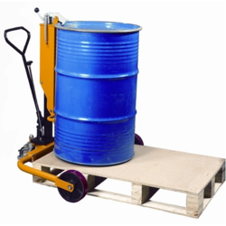 Hydraulic Drum Palletizer