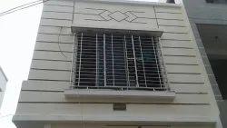 Iron Grill Window