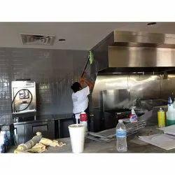 Offline Restaurant Housekeeping Services, in Gujarat