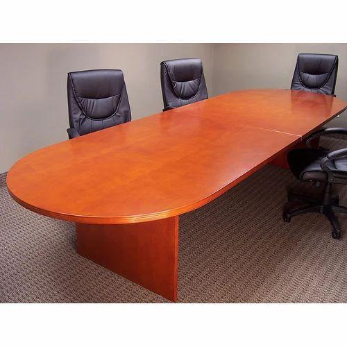 Wooden Round Genuine Veneer Cherry Conference Table Rs Unit - Cherry wood conference table