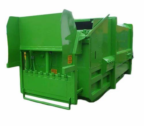 Waste Handling Equipment, अपशिष्ट हैंडलिंग के उपकरण, वेस्ट हैंडलिंग  इक्विपमेंट्स in Padi, Chennai , Dhanasree Hydraulics & Equipments | ID:  12297194162