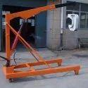 Floor Mounted Jib Crane