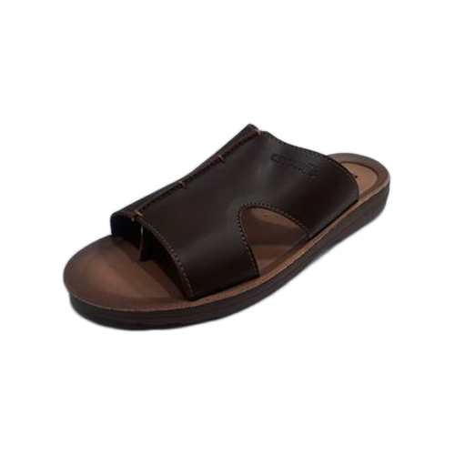 ff573cd7250a3 Aerowalk Brown Mens Leather Sandals, Rs 499 /pair, Frontline ...