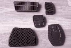 Rubber Brake Pedal For Bolero, Packaging Type: Box