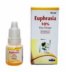 Hapdco Eupharasia 10% Eye Drops, Packaging Type: various, Packaging Size: Various
