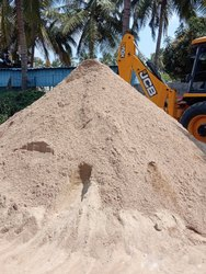 For For Roof River Sand, Packaging Size: 2 - 6 Unit