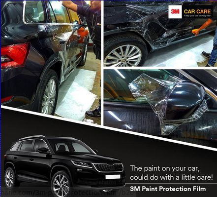 3M Paint Protection Film | 3M Car Care | Service Provider in
