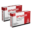 Erythromycin Stearate Tablets 250mg /500 mg