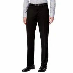 Office Wear Corporate Black Trouser