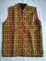 Embroidered Man Jacket - Both Side Work Koti
