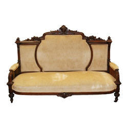 Brown Designer Sofa Set